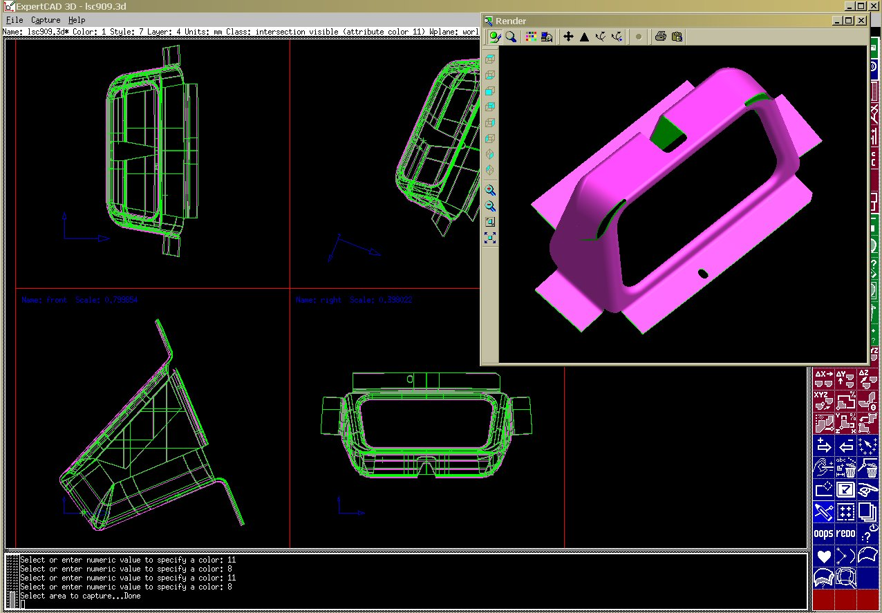 cad3dscreen ktd's equipment  at gsmx.co